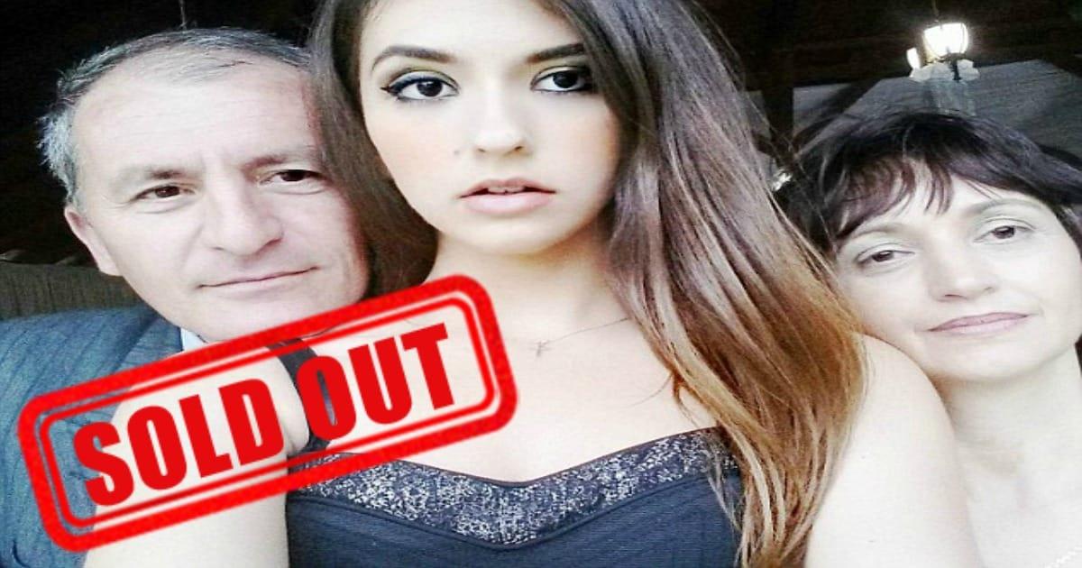 Aleexandra Kefre selling virginity