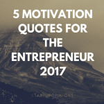 5 Motivational Quotes