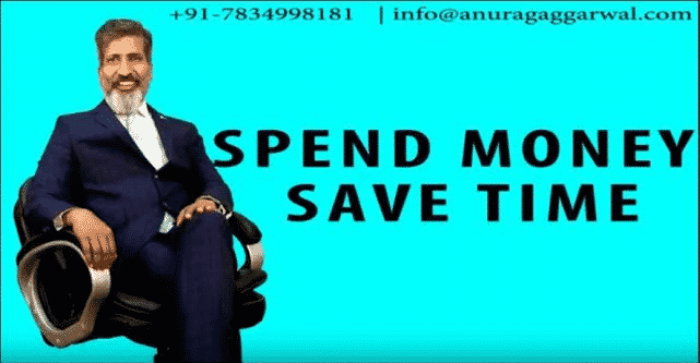 spend money save time