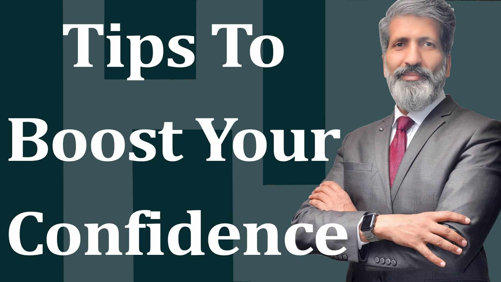 boost your confidences