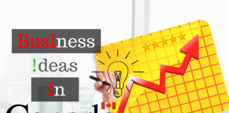 Business ideas in Canada