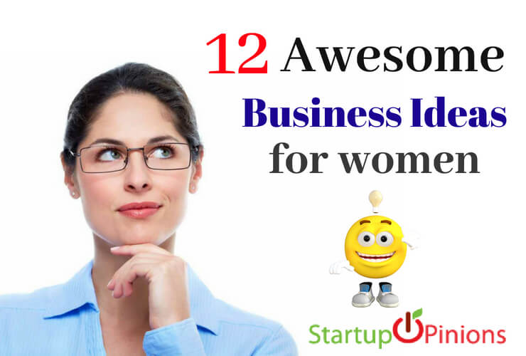 business ideas for women
