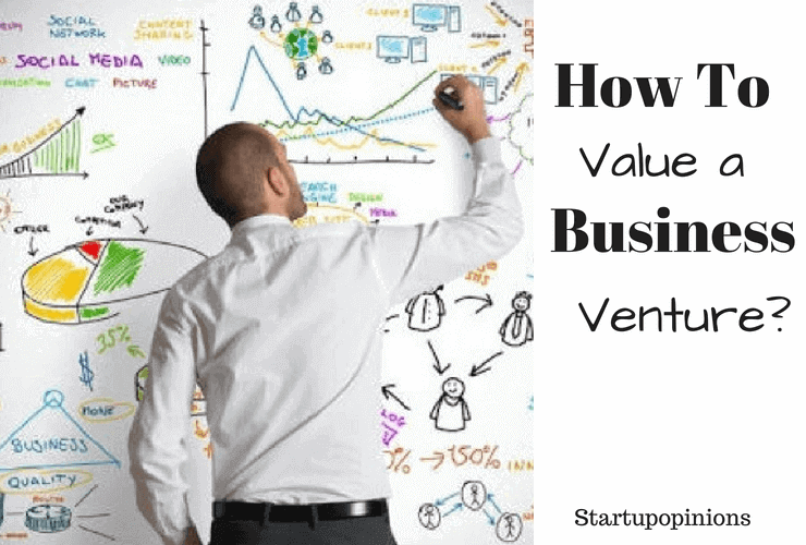 value a business venture
