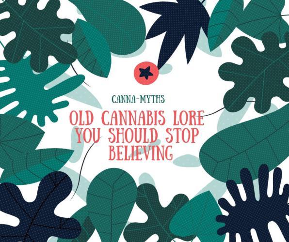 Canna-Myths