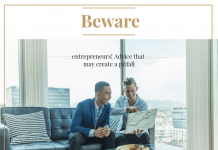 entrepreneurs Advice