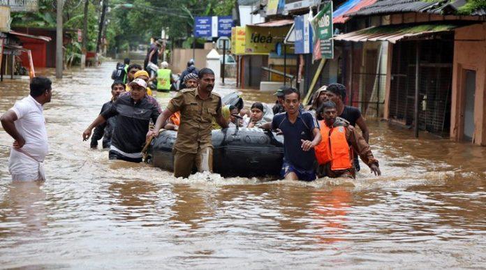 keralafloods- Rescue Mission