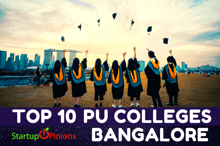 top 10 pu colleges in bangalore