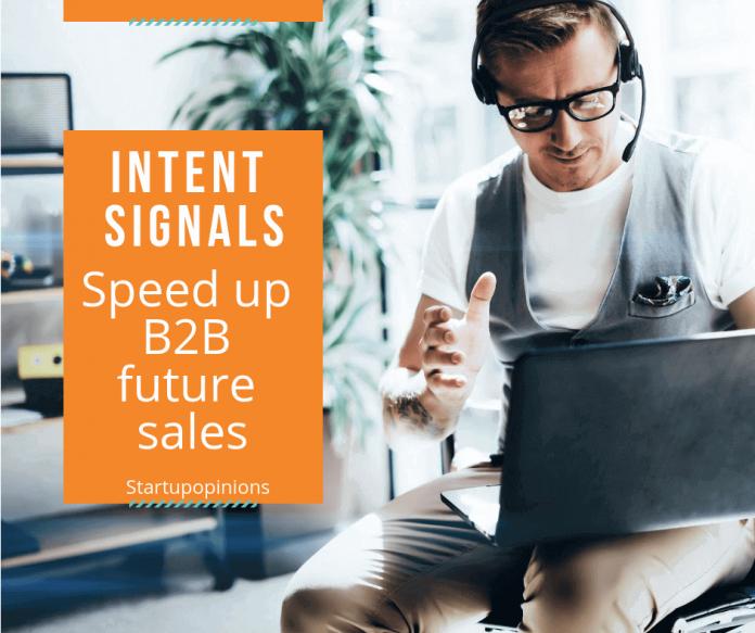 Intent signals