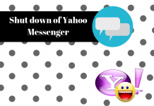 Shut down of Yahoo Messenger