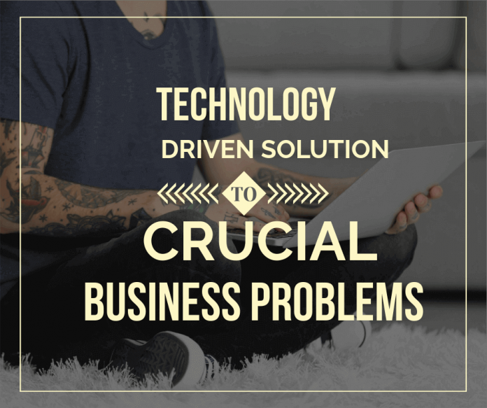 Technology driven solutions