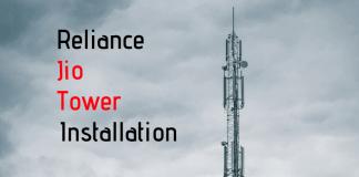 Jio tower