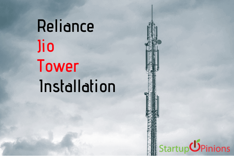 Jio tower