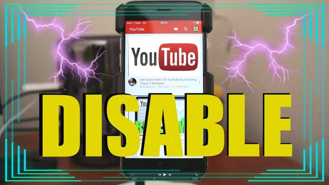 How to Disable YouTube Ads