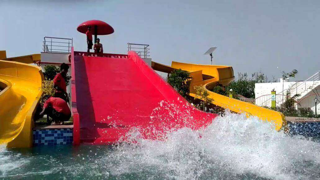 Nilansh Theme Park