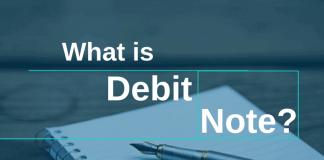 debit note