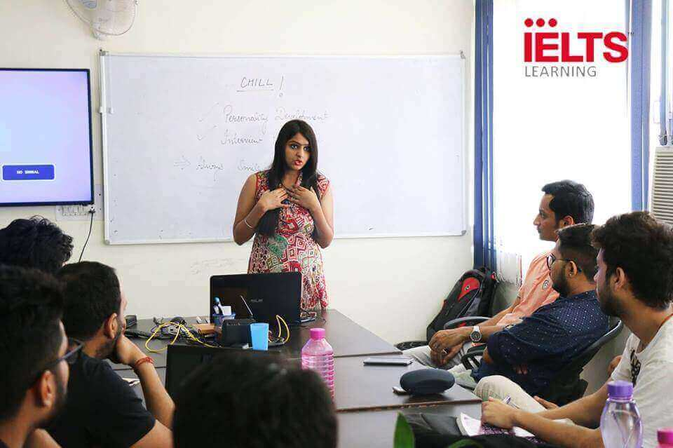 Chandigarh IELTS institute (town centre)
