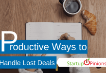 Productive Ways to Handle Lost Deals