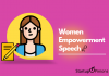 Women Empowerment speech