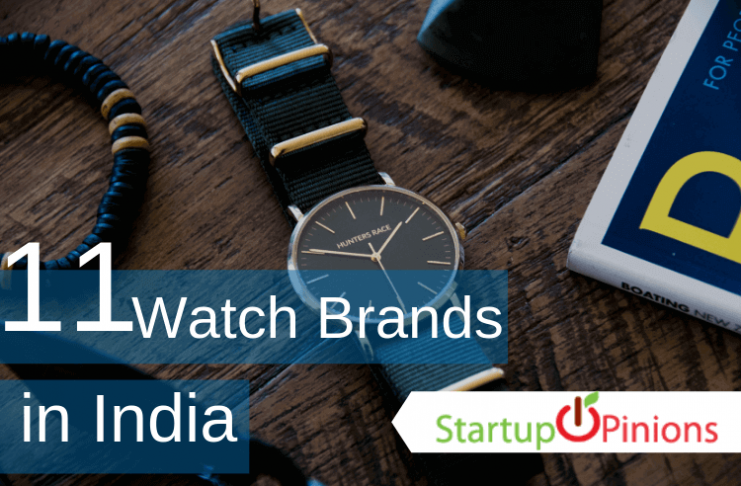 indian watch brands