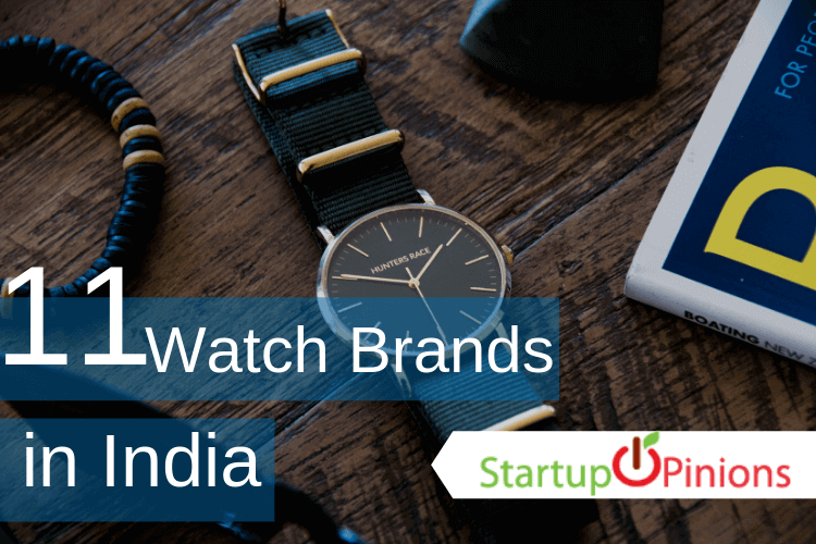 indian watch brands