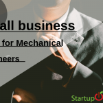 mechanical engineering startup ideas