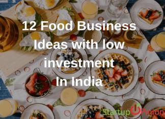 food business ideas
