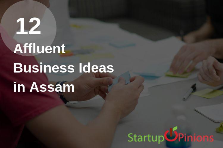 business ideas in assam