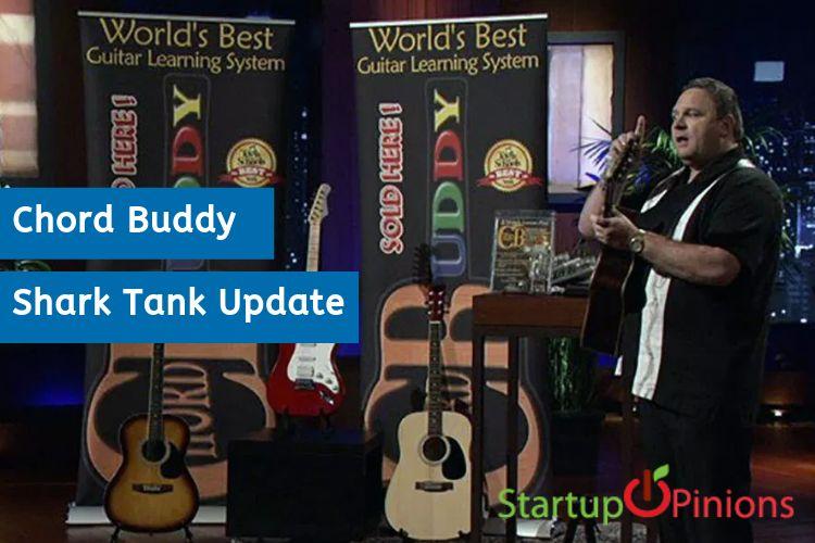 Chord Buddy Shark Tank Update