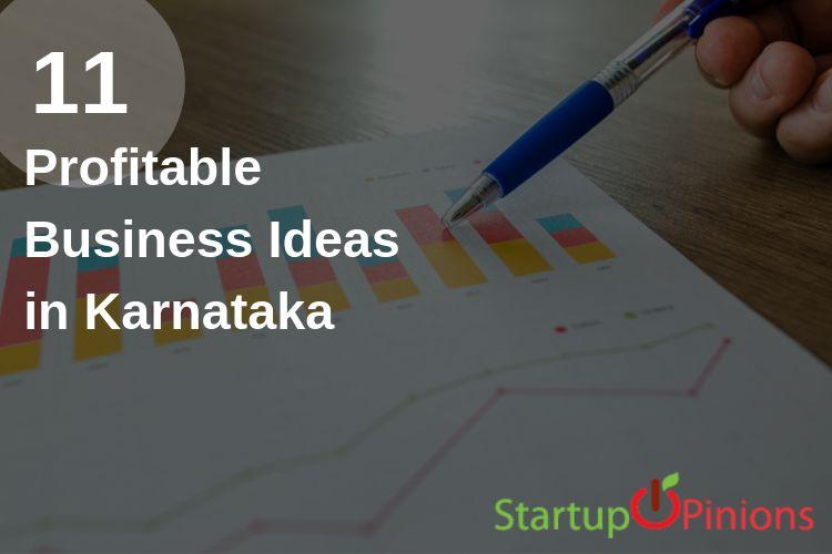 business ideas in karnataka