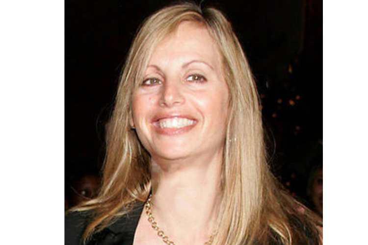 Terry Mandel Wife of Howie