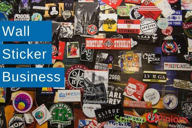 Wall Sticker Business