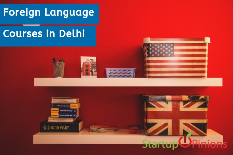 foreign language courses in delhi