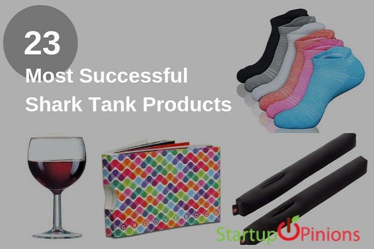 shark tank products