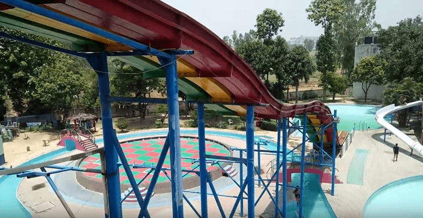 anandi water park lucknow image 10