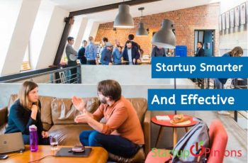 startup smarter and effective