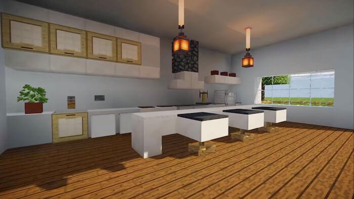 *NEW* Minecraft Kitchen ideas: Make Excellent Kitchens ...